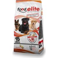 Food Elite 25 Protein Biftekli Köpek Maması