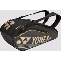 Yonex Pro 9629 9'Lu Tenis Çantası Siyah/Altın