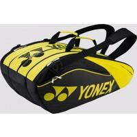Yonex Pro 9629 9'Lu Tenis Çantası Sarı/Siyah