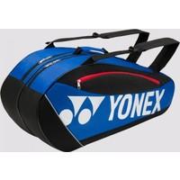 Yonex Club 5726 6'Lı Mavi Tenis Badminton Çantası