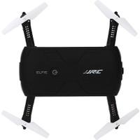 JJRC Elfie H37 Katlanabilir Cep Drone-Siyah