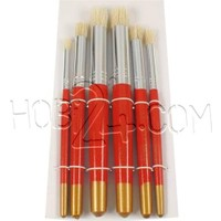 Hobi24 Stencil Fırça Seti 6' Lı