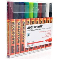 Molotow 227Hs One4All Pump Markers 4Mm 10'Lu N:200.457