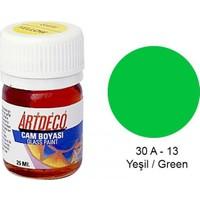 Artdeco Cam Boyası 25Ml - Koyu Yeşil