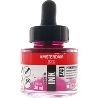 Talens Amsterdam Akrilik Mürekkebi 30Ml - N:577 Permanent Red Violet Light