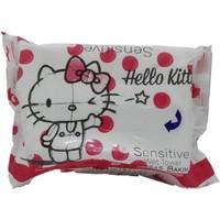 Hello Kitty Islak Temizleme Havlusu 24 Kü Bj-3901232