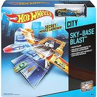 Hot Wheels Hw Taşınabilir Oyun Setleri-Sky Base Blast Bj-16X9295-Cdm29