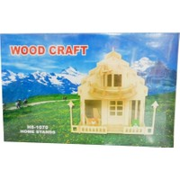 Woodoy Ahşap Puzzle Home Stands Bj-181070
