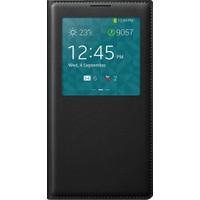 Case 4U Samsung Galaxy Grand Prime Pencereli Flip Cover Siyah