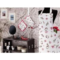 Hello Kitty Sıvı Geçirmez 3'Lü Mutfak Seti Magnolia