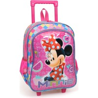 Mınnıe Mouse Çekçek Okul Çantası 73167