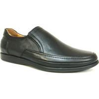 Punto 573004 Siyah Bağcıksız Comfort Erkek Ayakkabı