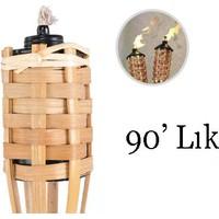 Mumvemum Bambu Meşale 90 Cm Lik