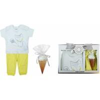Baby Corner Fox 3'lü Pijama Set