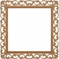 ASEH 8150 Lilyum Kare Ayna