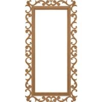 ASEH 8154 Yeni İkon Boy Aynası