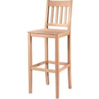 ASEH 7207 Çıtalı Izgaralı Bar Sandalye