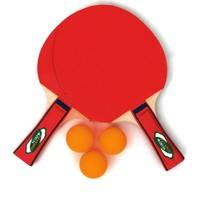 Delta Advance Masa Tenisi Seti - 2 Masa Tenisi Raketi + 3 Pinpon Topu - DS 670