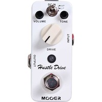 Mooer MDS2 Hustle Drive Distortion Pedal
