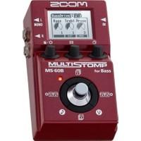 Zoom MultiStomp MS-60B Bas Gitar Pedalı