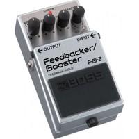 Boss Fb2 Feedbacker/Booster Kompakt Pedal