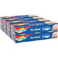SuperFresh Ton Balığı Ayçiçek Yağlı 80 gr x 24 Adet