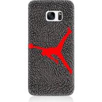 Teknomeg Samsung Galaxy S7 Nba Logo Desenli Silikon Kılıf