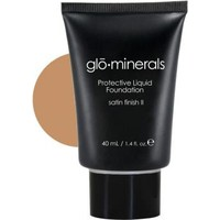 Glo Minerals Gloliquid Base II (Satin) - Honey Light