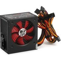 High Power 500W 80+ Bronze Kırmızı Fanlı Güç Kaynağı (HPE-500BR-A12S)