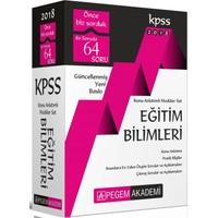 2018 Kpss Eğitim Bilimleri Konu Anlatımlı Modüler Set : 6 Kitap
