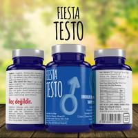 Fiesta Testo Erkekler İçin Takviye Gıda (60 Bitkisel Kapsül)