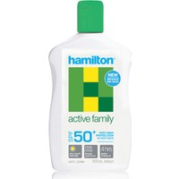 Hamilton Active Family Krem SPF50+ 250 ml
