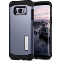 Spigen Samsung Galaxy S8 Plus Kılıf Slim Armor Orchid Gray - 571CS21786