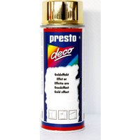 Presto Altın Sarı Sprey Boya 30772