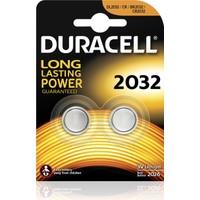 Duracell Düğme Pil 2032 2'li 3 Volt