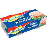 Superfresh Ton Balığı 160 gr x 2 Adet