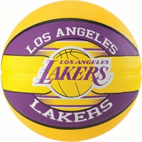 Spalding Basketbol Topu NBA Team Lakers 2017 N:7 Rbr (83-510Z)