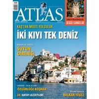 Atlas Dergisi Yıllık Abonelik (12 Sayı)