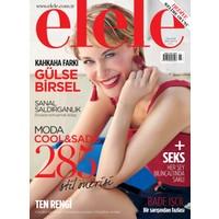 Elele Dergisi Yıllık Abonelik (12 Sayı)