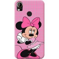 Exclusive Htc Desire 10 Pro Aşık Minnie Mouse Design Kapak
