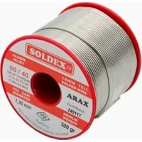 Soldex Arax Pastali Lehim Teli 60-40 2.0Mm 500Gr