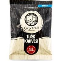 Kahvemis Sakızlı Türk Kahvesi Orta Kavrulmuş 100 gr Folyo Ambalaj