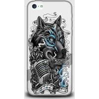 Exclusive iPhone 5C | Song Wolf Design Kılıf