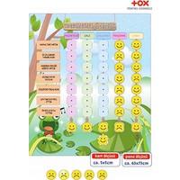OX Sorumluluk Çizelgem Eğitici Pano
