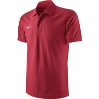 Nike Ts Core Polo Erkek Kırmızı T-Shirt 454800-657