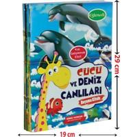 Cucu Boyama Kitapları 10 Kitap Set