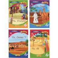 Dinimi Öğreniyorum Serisi :Dört Halife (4 Kitap Büyük Boy)