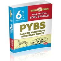 6. Sınıf Pybs :Parasız Yatılı Bursluluk Sınavı- Konu Anlatımlı Soru Bankası