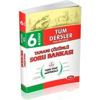 6.Sınıf Tüm Dersler Özel Tek Kitap Tamamı Çözümlü Soru Bankası