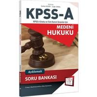 657 Yayınevi 2018 Kpss A Grubu Medeni Hukuk Açıklamalı Soru Bankası